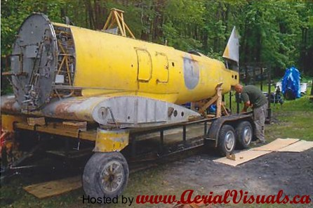Airframe Family: North American T-6/AT-6/SNJ Texan / Harvard