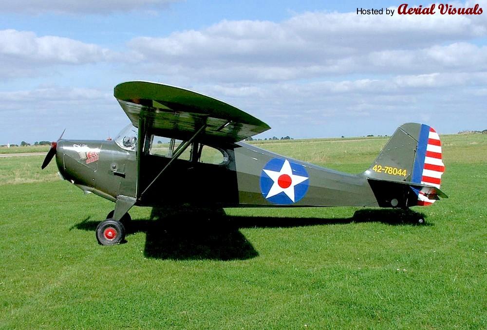 Aeronca 11AC Chief, C