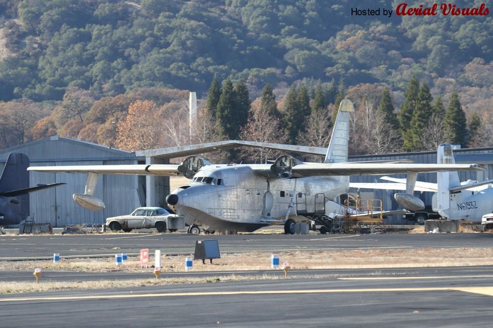 Lakeport (CA) United States  city images : Aerial Visuals Airframe Dossier Grumman HU 16E Albatross, s/n 2134 ...