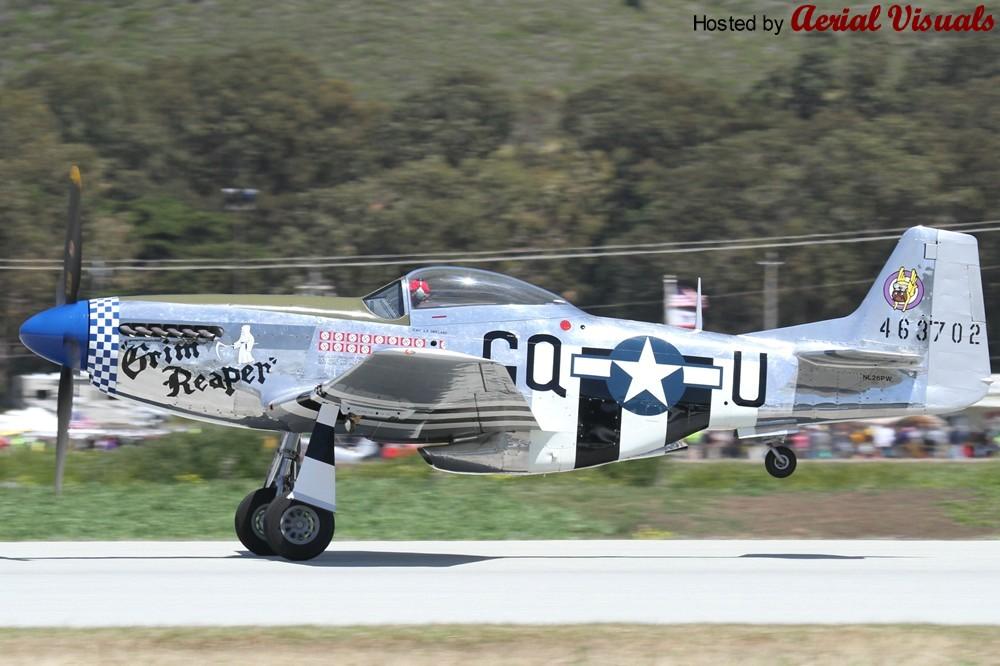 Aerial Visuals - Airframe Gallery