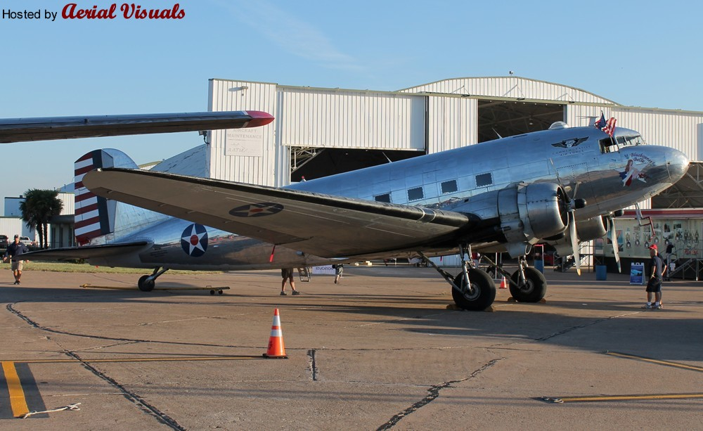 Aerial Visuals - Airframe Dossier - Douglas CC-129 Dakota, s