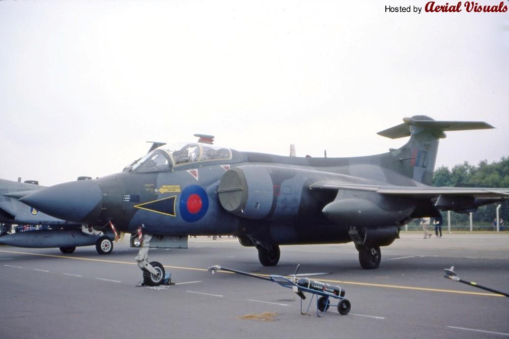 Aircraft alan dick foote lancaster