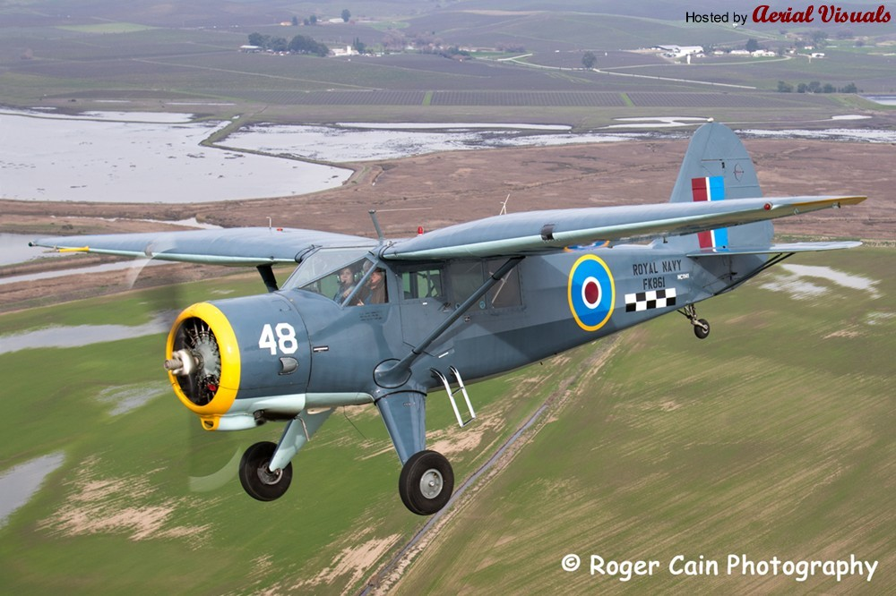 Aerial Visuals - Airframe Gallery Featuring Photos by Roger Cain
